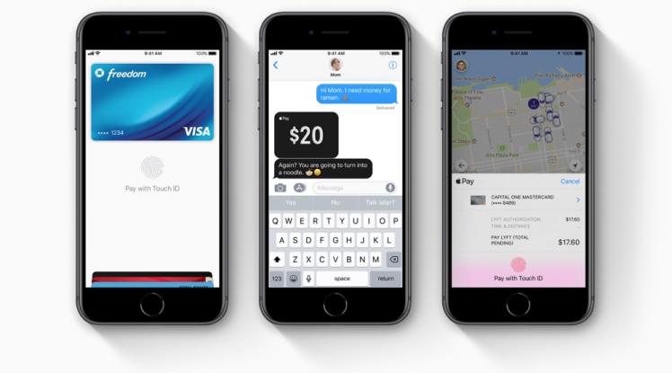 Кредитные карты с Apple Pay