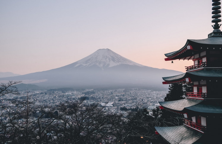 Туристическая страховка в Японию