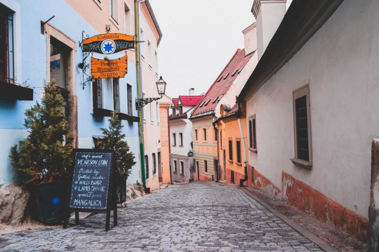Туристическая страховка в Словакию