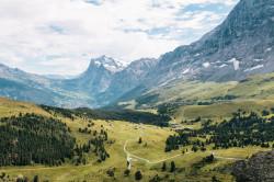 Туристическая страховка в Швейцарию