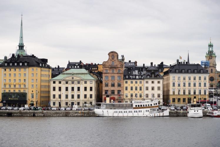 Туристическая страховка в Швецию