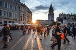 Туристическая страховка в Польшу
