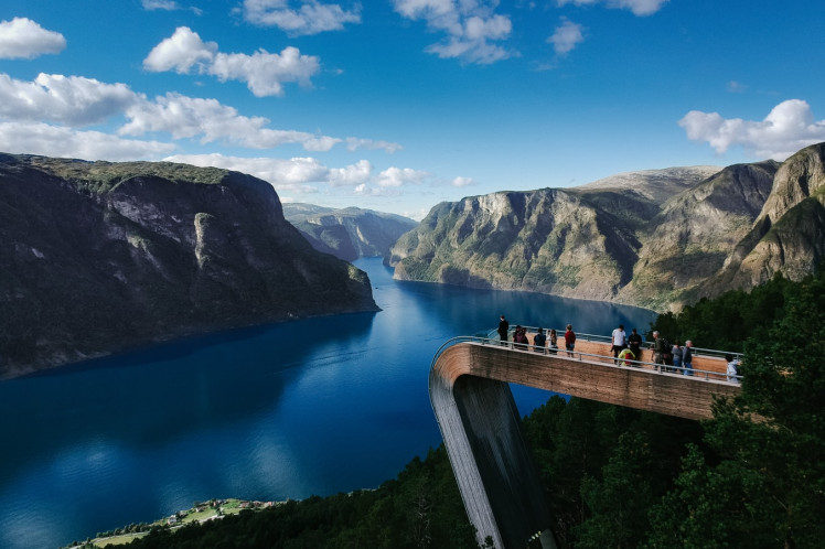 Туристическая страховка в Норвегию