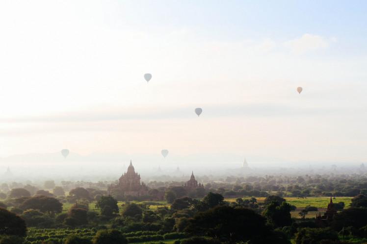 Туристическая страховка в Мьянму