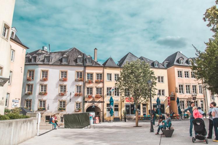 Туристическая страховка в Люксембург