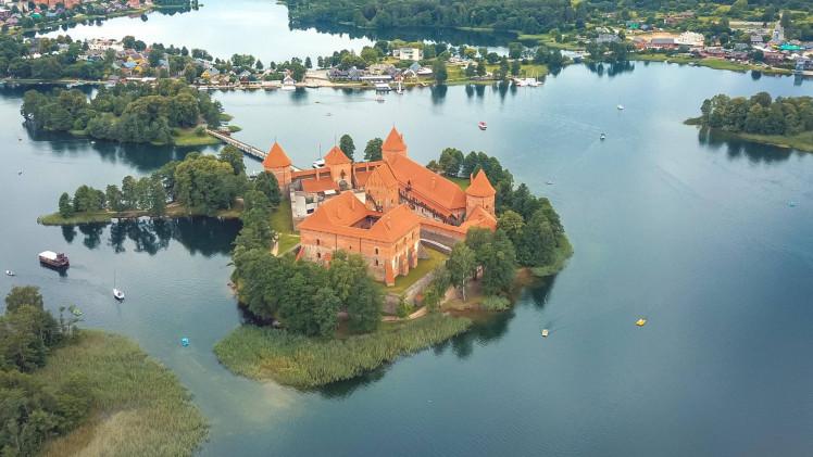 Туристическая страховка в Литву