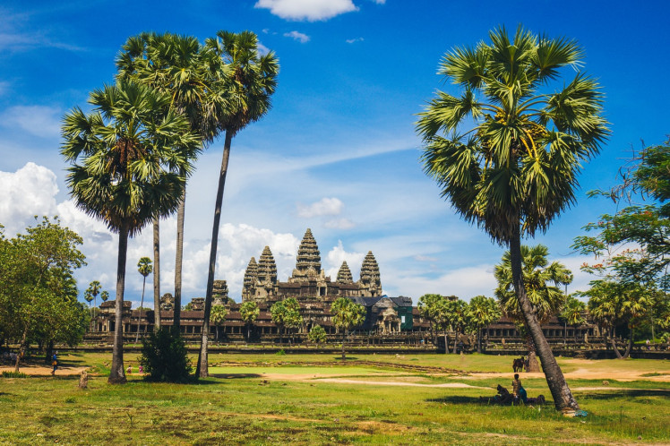 Туристическая страховка в Камбоджу