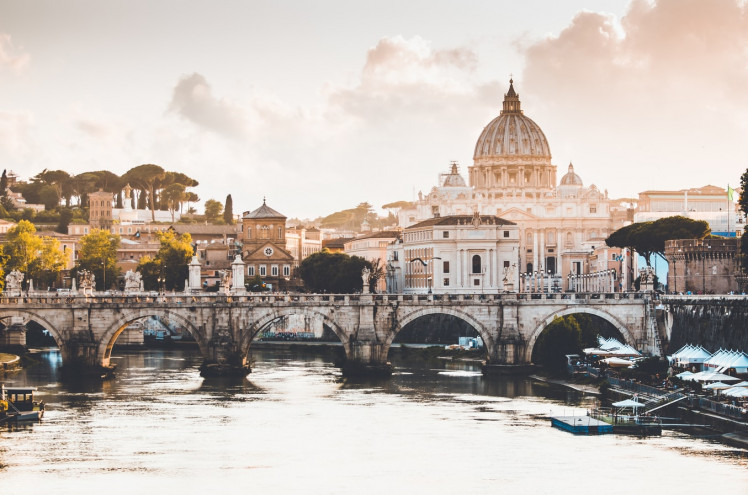 Туристическая страховка в Италию