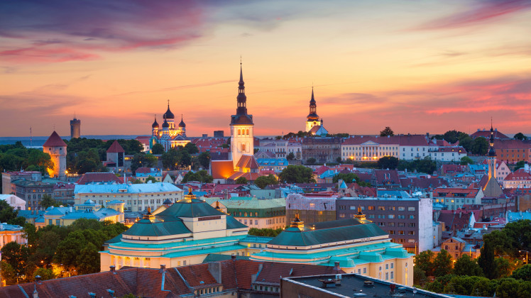 Туристическая страховка в Эстонию