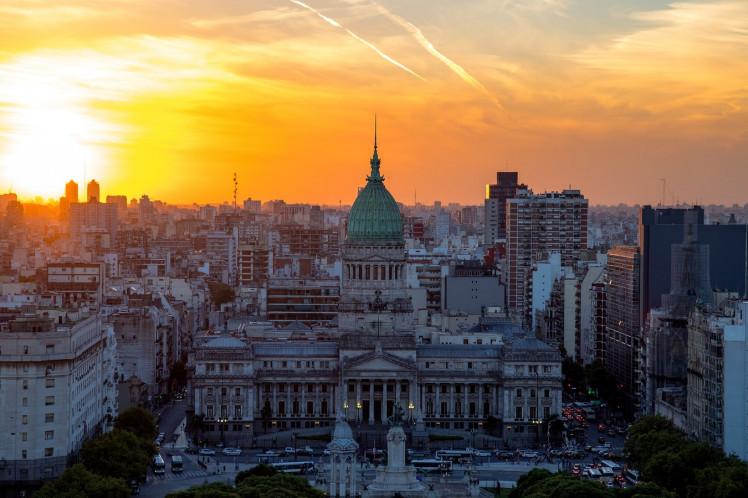 Туристическая страховка в Аргентину