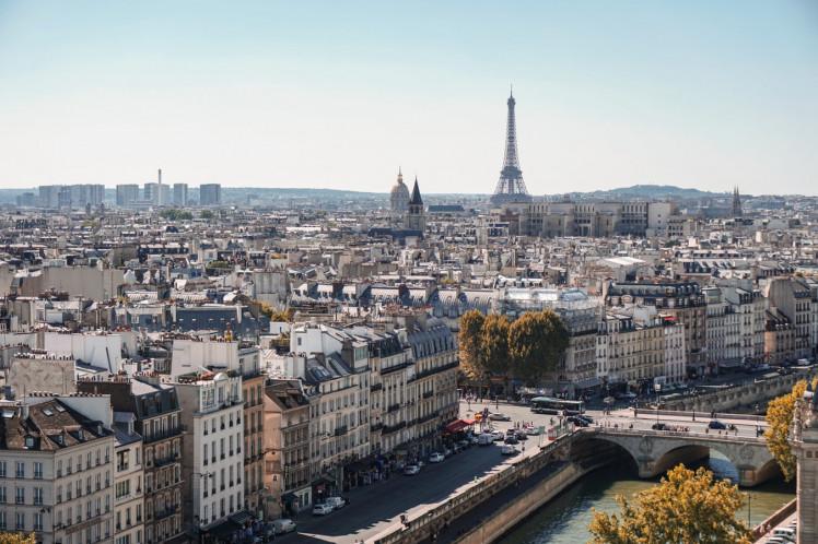 Туристическая страховка в Париж