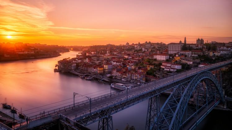 Туристическая страховка в Порту