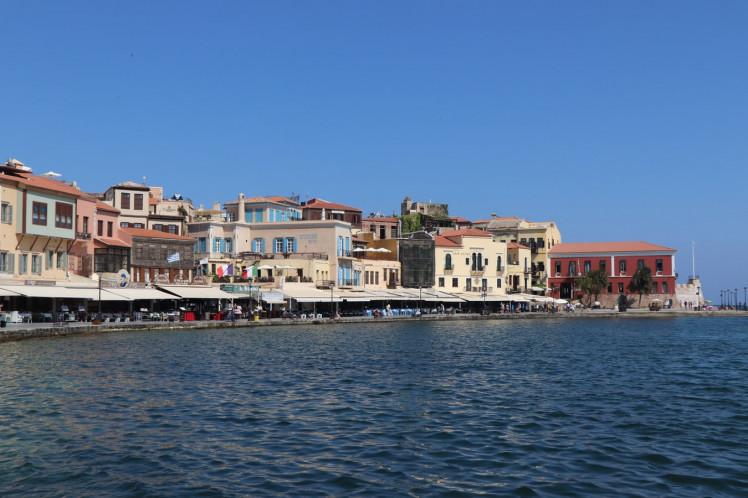 Туристическая страховка в Крит