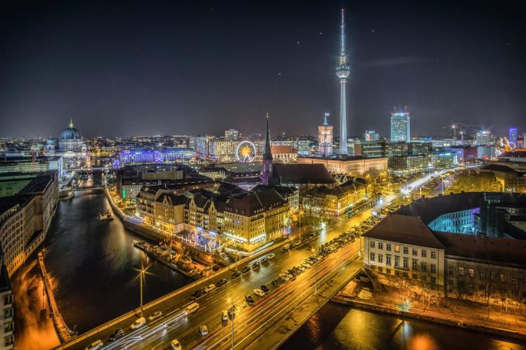 Туристическая страховка в Берлин