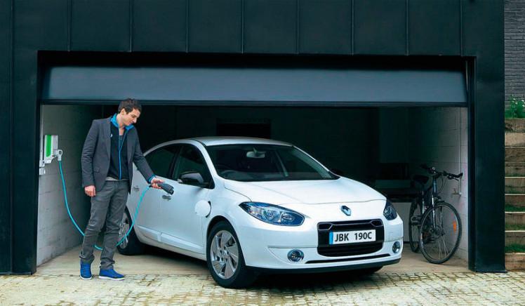 В Британии электромобили получат «вечный источник энергии»