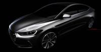 Новый Hyundai Elantra придет на рынок в конце осени
